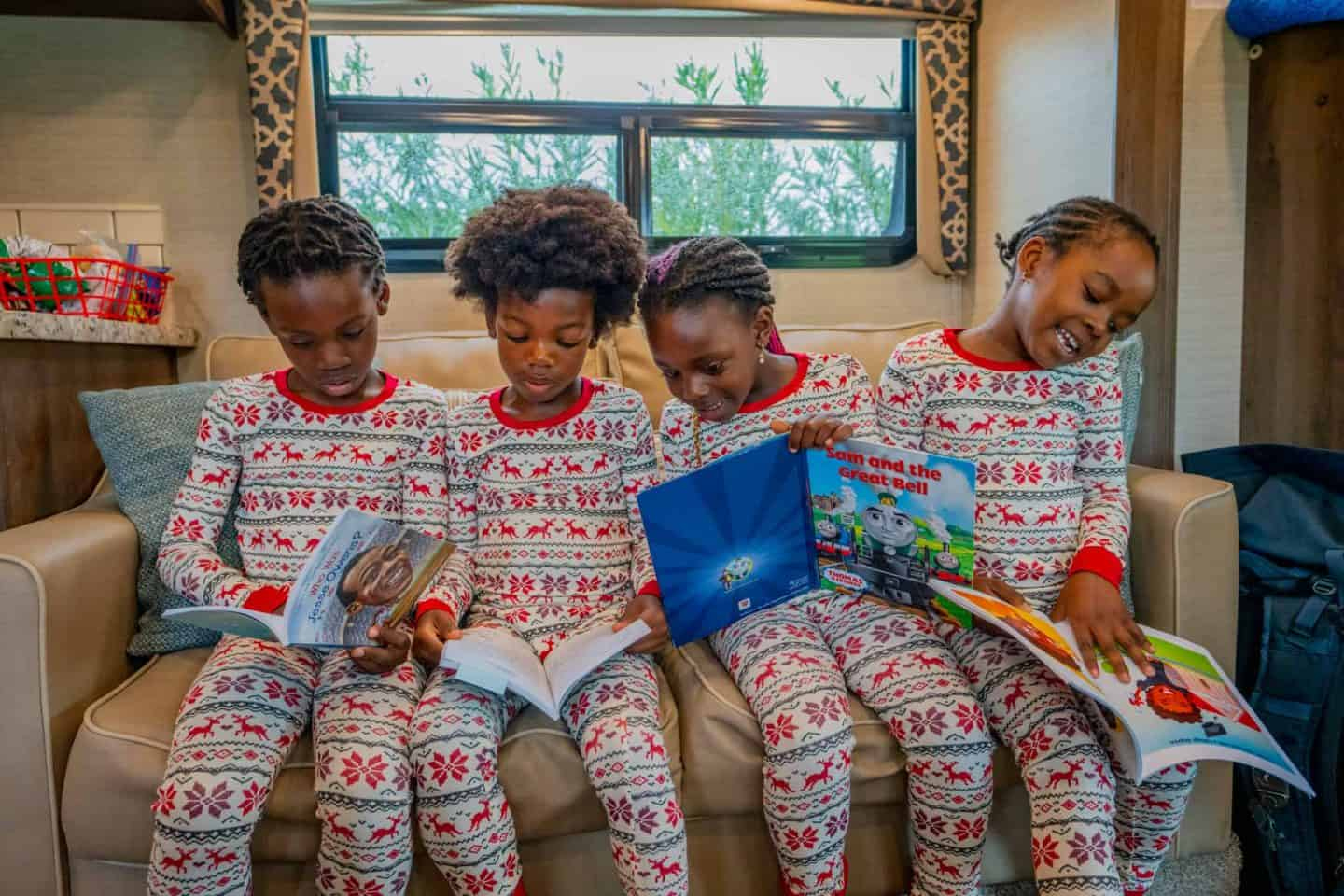 Beyond Reading: 9 Ways To Keep Kids Occupied With Books