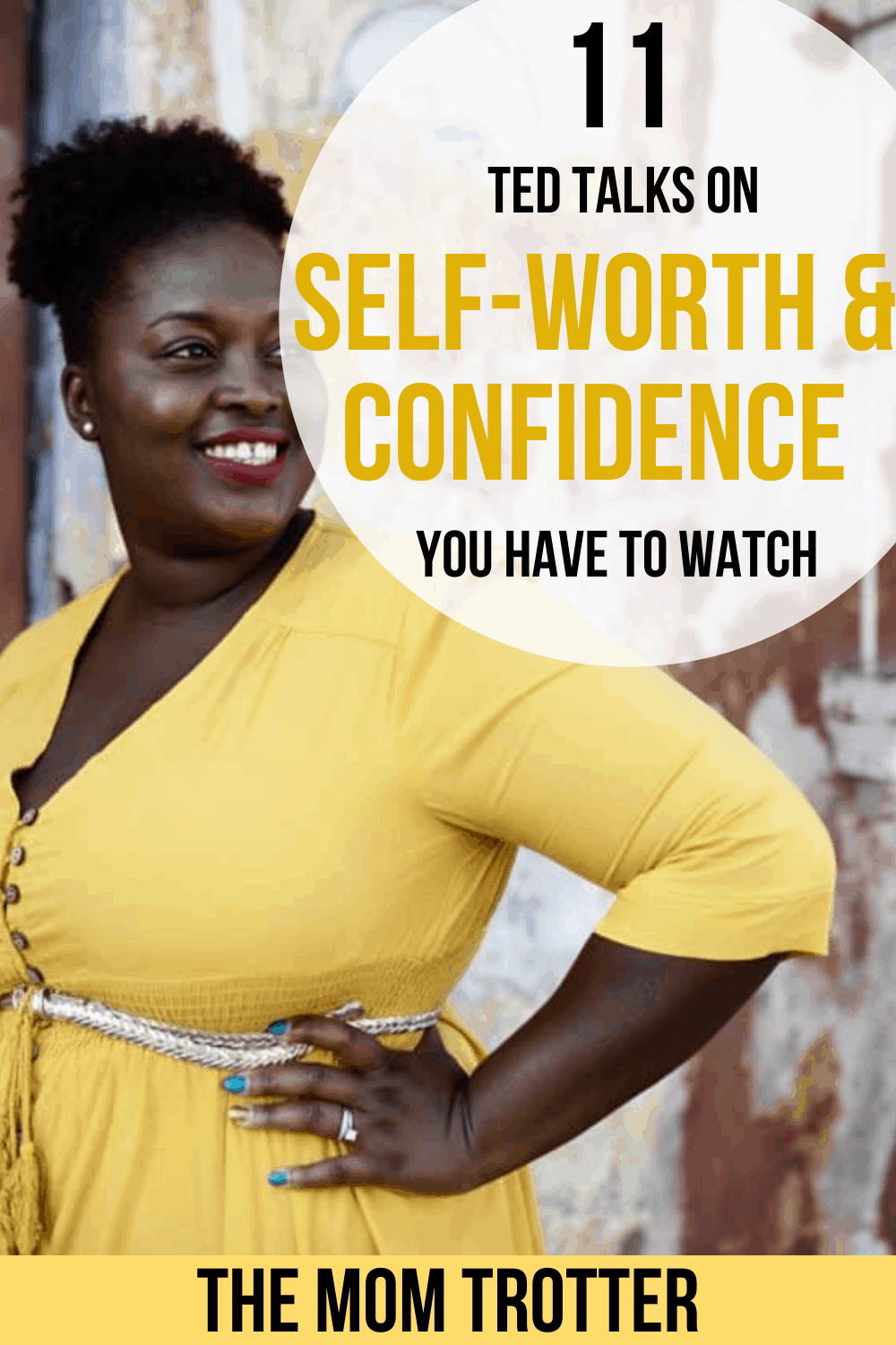 11 Ted Talks About Self-Worth and Confidence