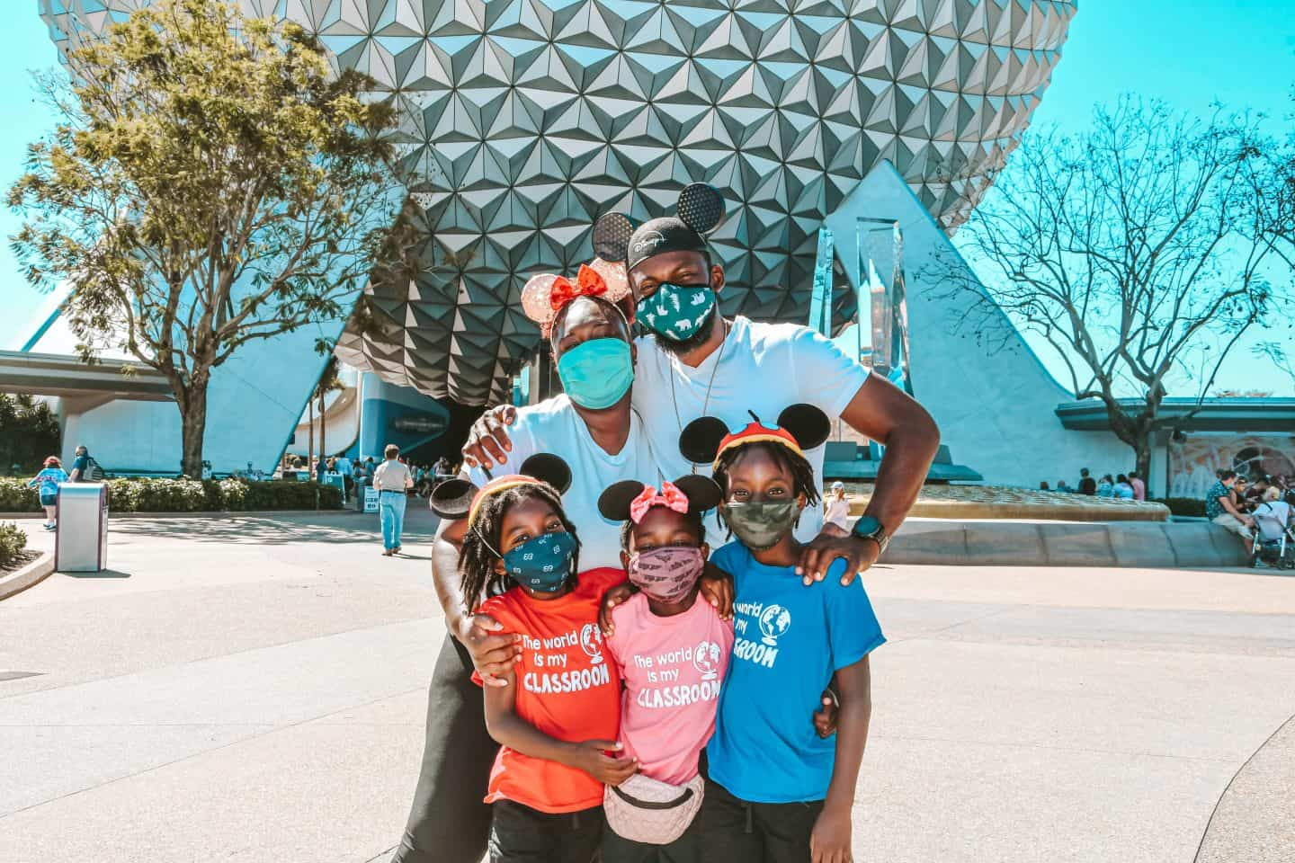 How To Make A Visit To Disneyworld's EPCOT Educational
